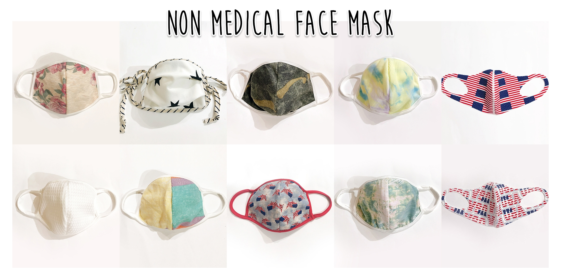 NON MEDICAL FACE MASK